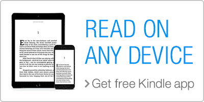 Read on any device - get the free amazon kindle app